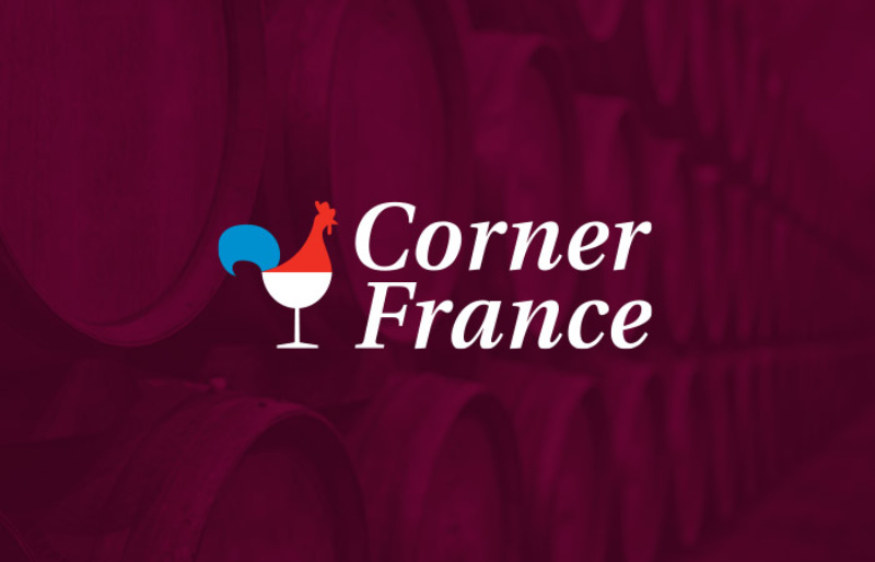Corner France – Logo