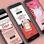 Sephora - Emailings responsives