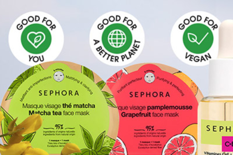 Sephora – Good for 1