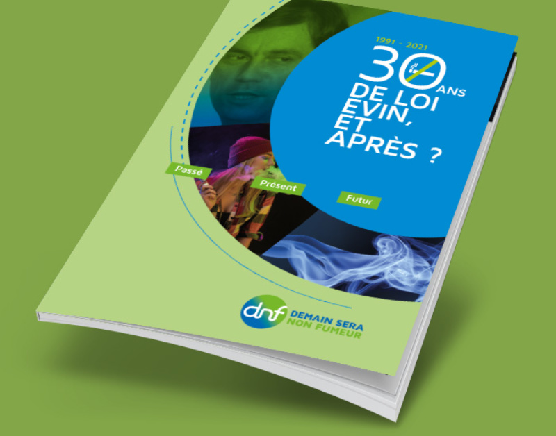 DNF – Rapport loi Evin 30 ans
